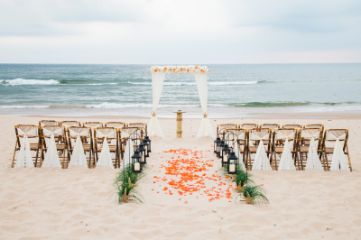 My Barefoot Wedding Michigan Beach Wedding Service